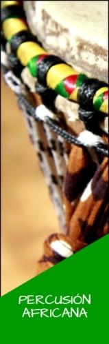 curso percusion africana santiago
