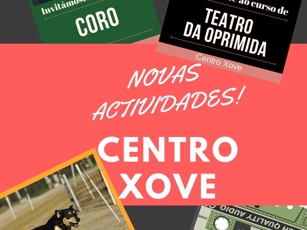 actividades centro xove febreiro xuño
