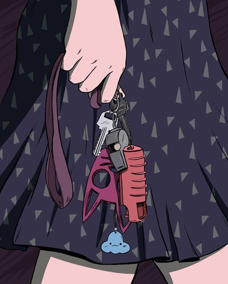 aulas autodefensa feminista centro xove